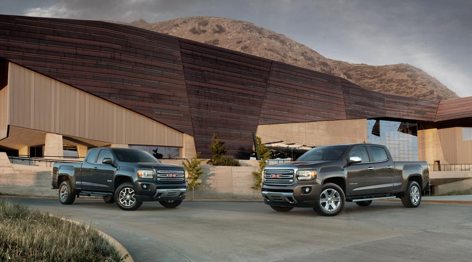 2015 GMC Canyon #3