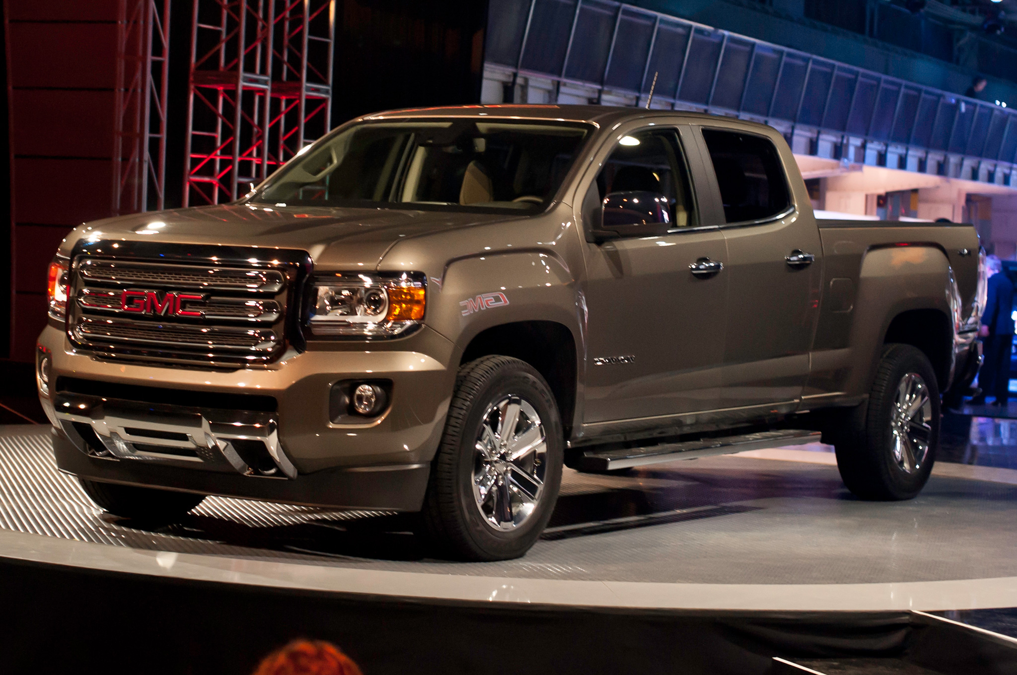 2015 GMC Canyon #7