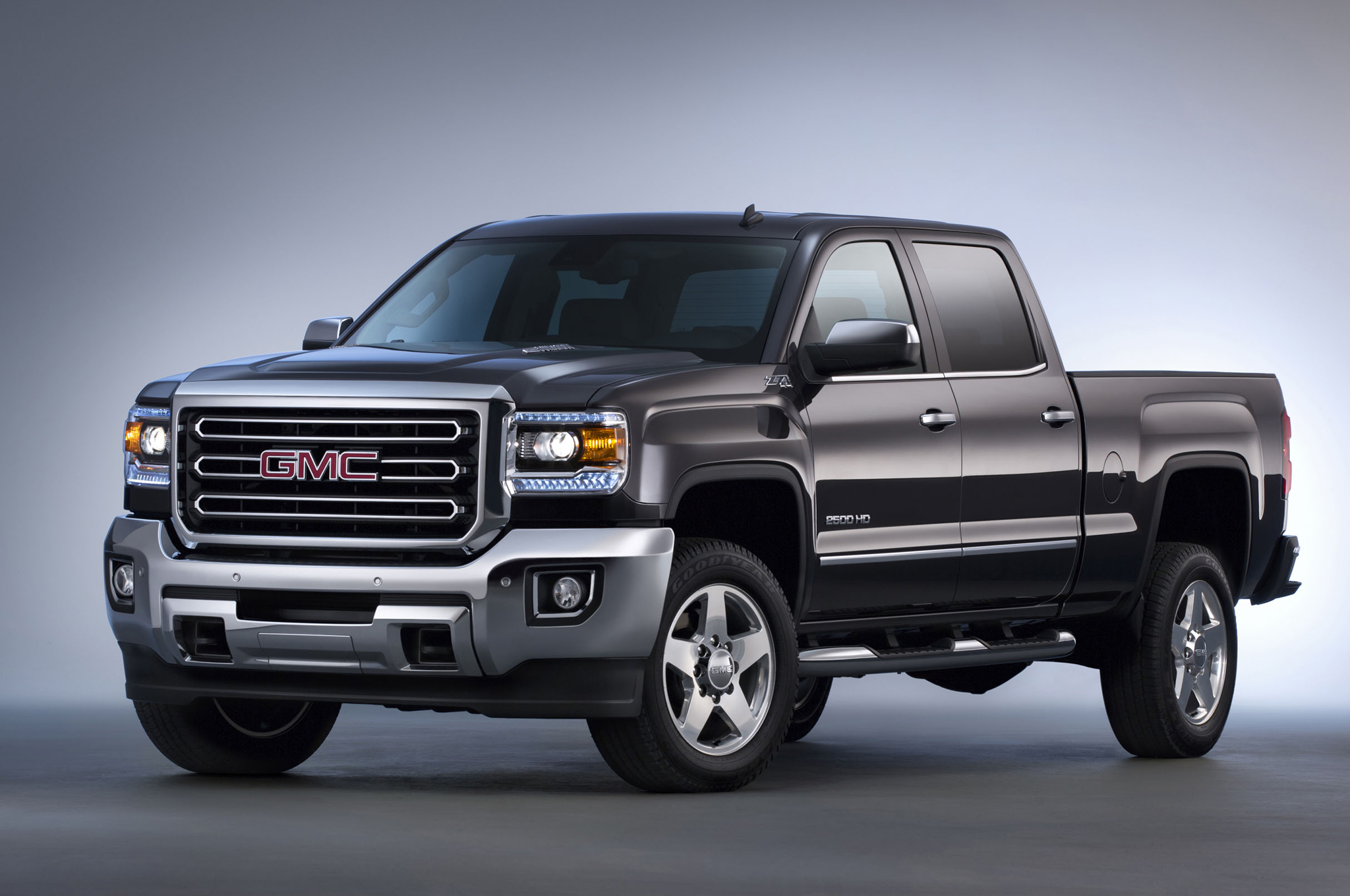 GMC Sierra 2500HD #9