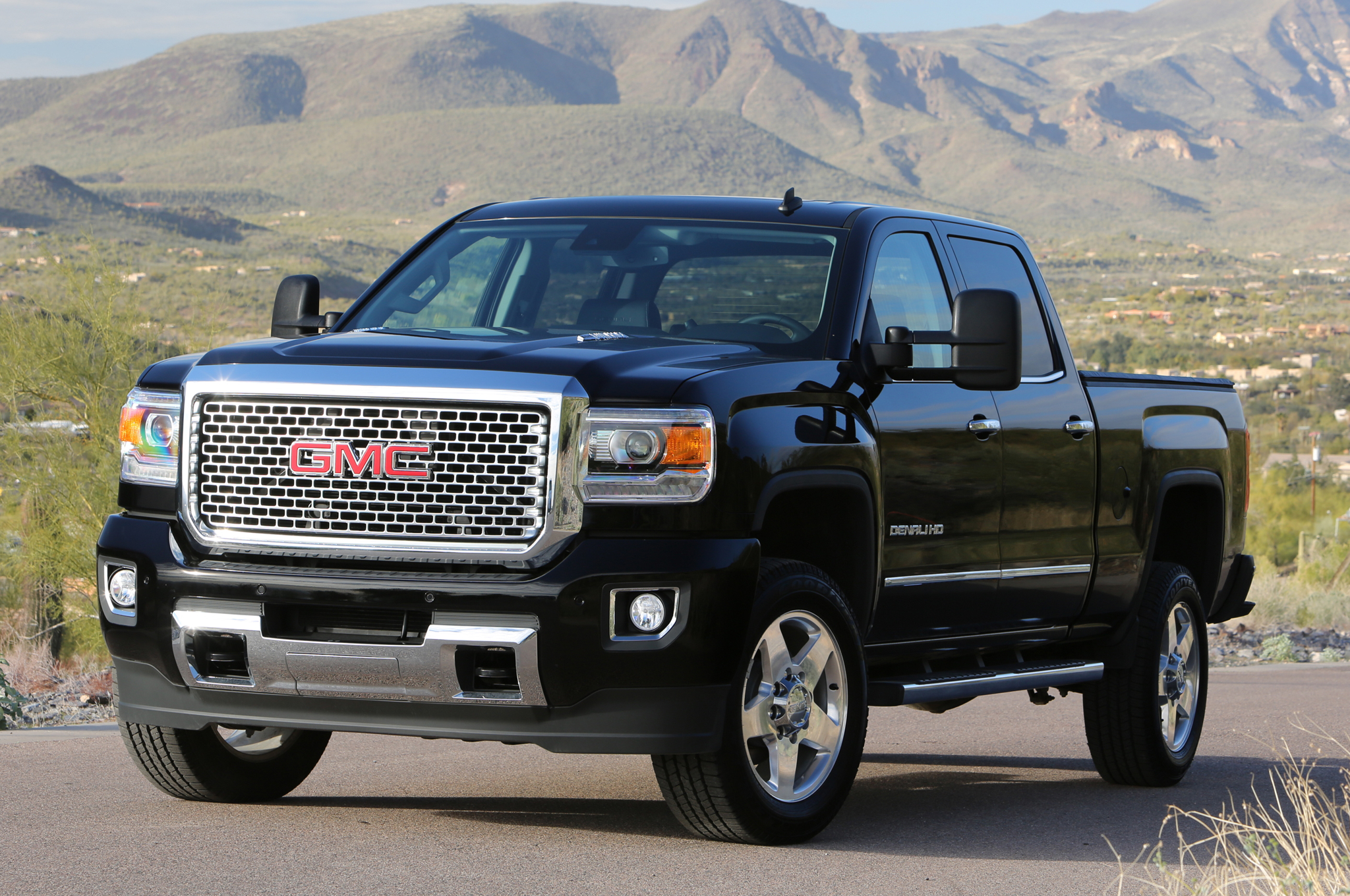 GMC Sierra 2500HD #3