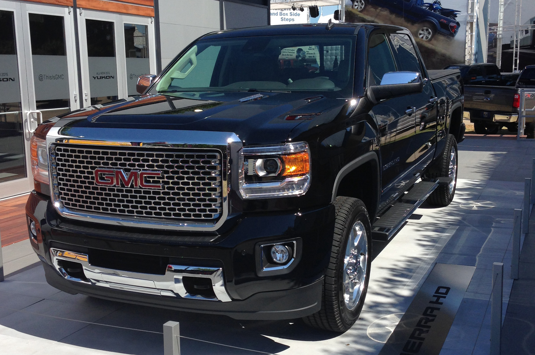 2015 gmc sierra 2500hd 11 gmc sierra 2500hd 11