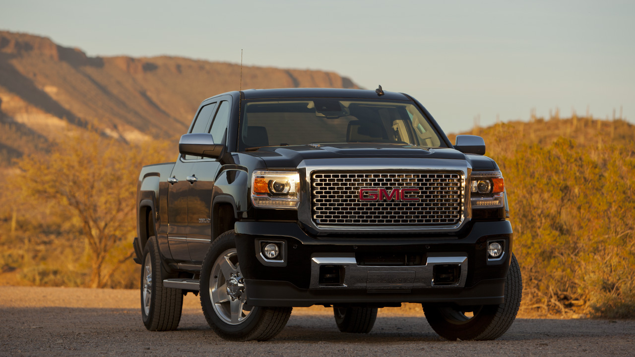 GMC Sierra 2500HD #4