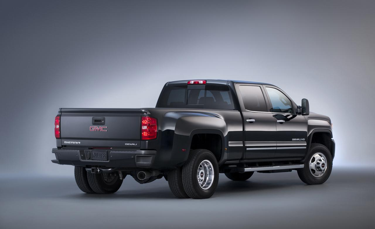 GMC Sierra 3500HD #12