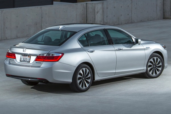 2015 Honda Accord Hybrid #10