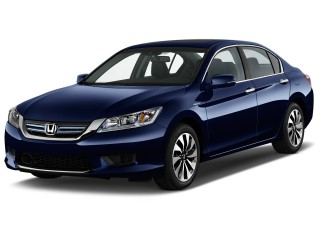 2015 Honda Accord Hybrid #3