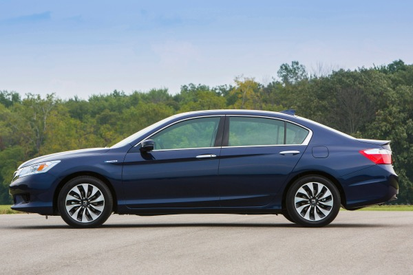 2015 Honda Accord Hybrid #7