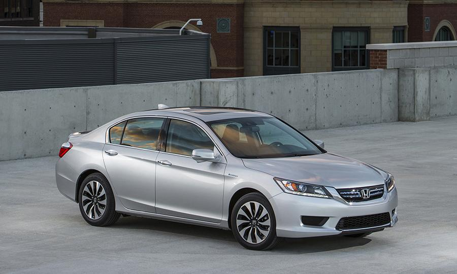 2015 Honda Accord Hybrid #9