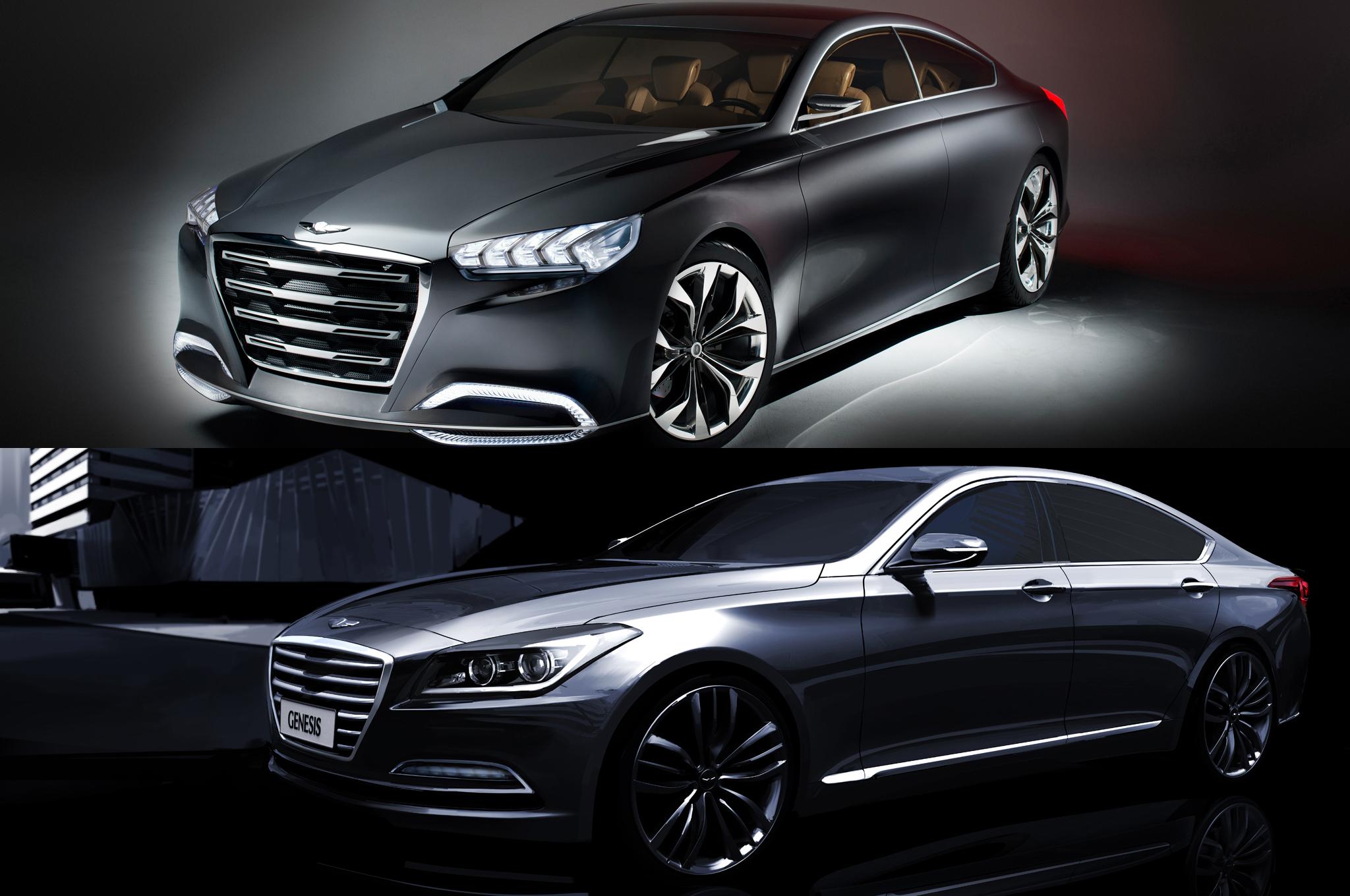 2015 Hyundai Genesis Image 9