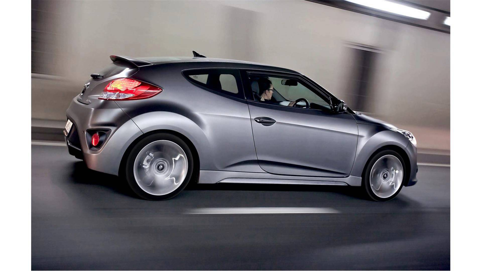 2015 hyundai veloster information and photos zombiedrive. Black Bedroom Furniture Sets. Home Design Ideas