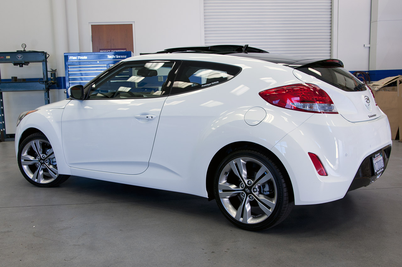 2015 Hyundai Veloster - Information and photos - ZombieDrive