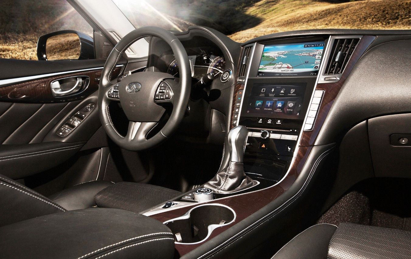 2015 infiniti q50 information and photos zombiedrive 2015 infiniti q50 4 2015 infiniti q50 4 vanachro Images