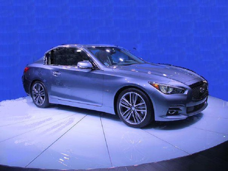 2015 Infiniti Q60 Convertible Information And Photos Zombiedrive