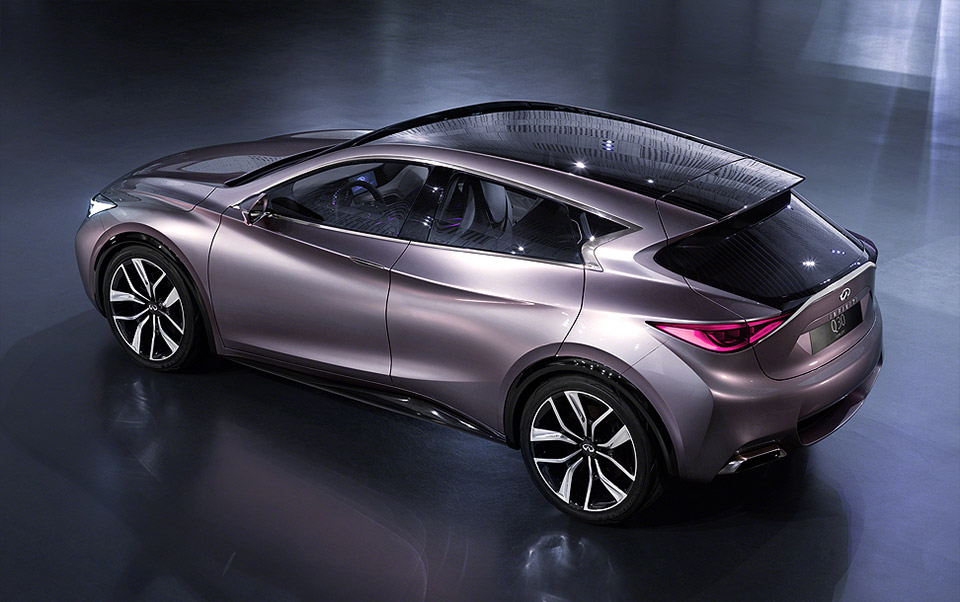 2015 infiniti qx50 information and photos zombiedrive. Black Bedroom Furniture Sets. Home Design Ideas