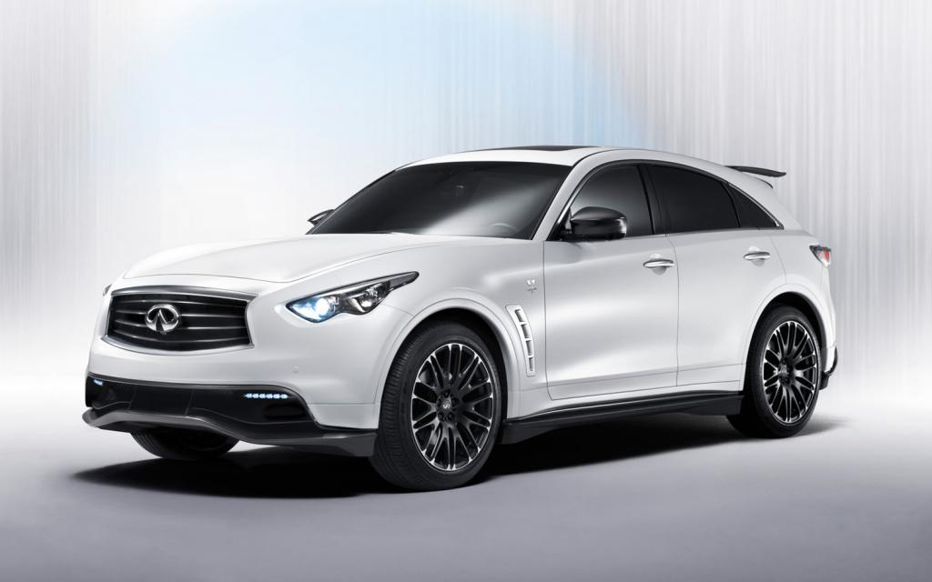 2015 Infiniti Qx70 Information And Photos Zombiedrive