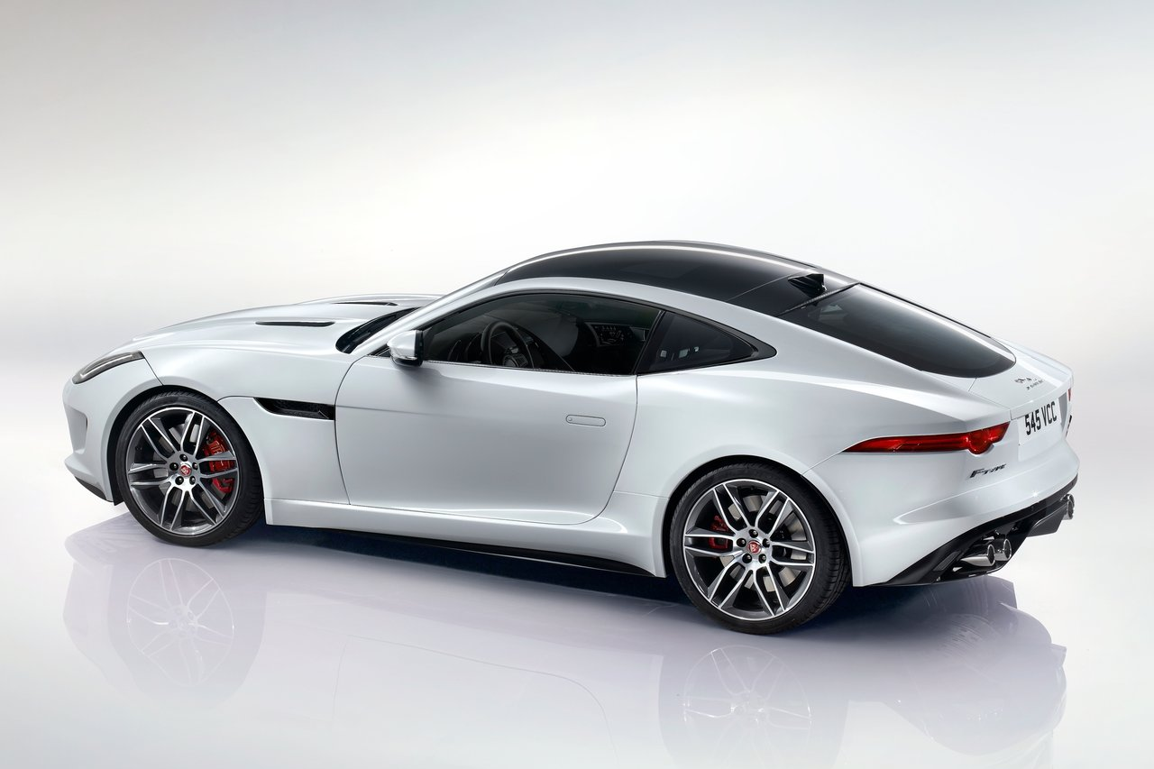 Jaguar F-Type #10