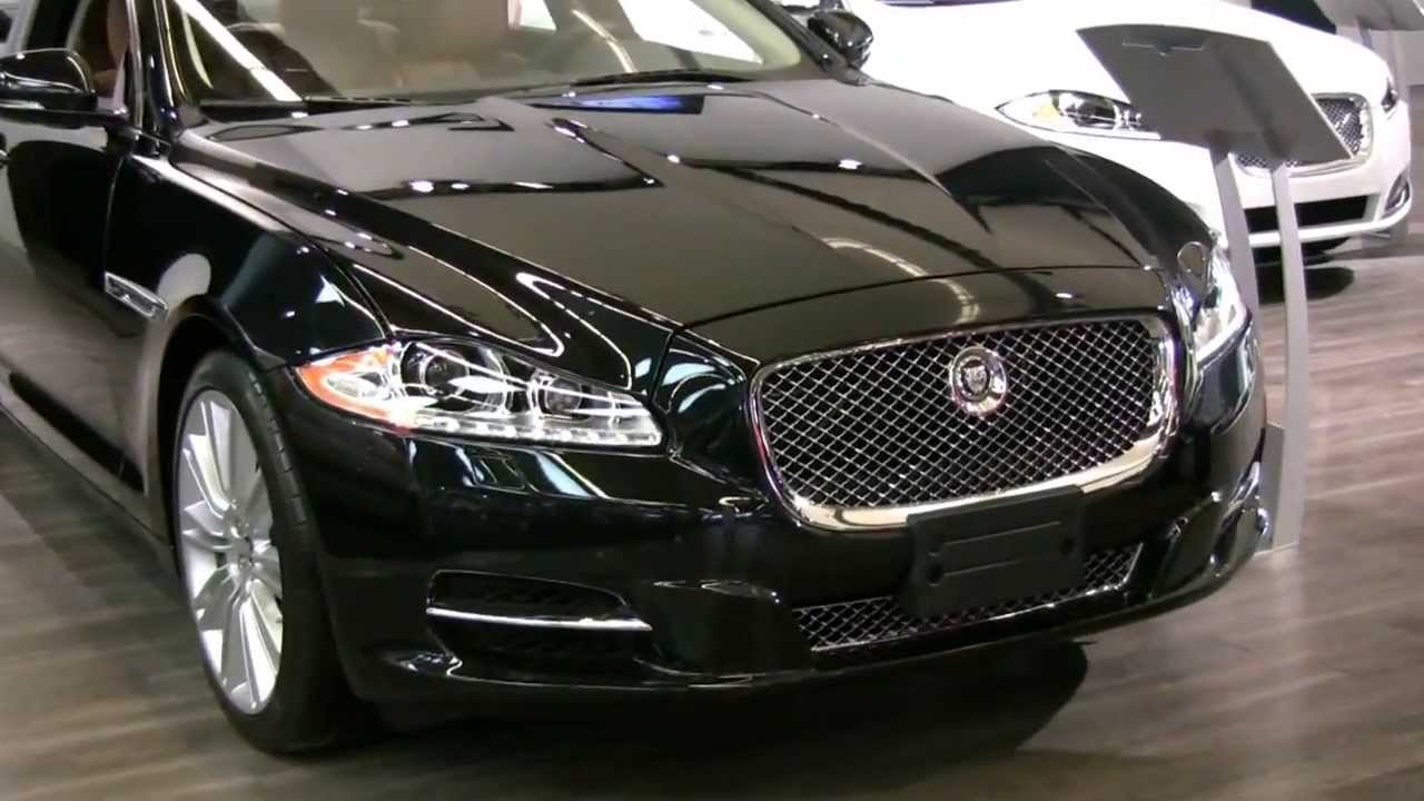 2015 jaguar xj - information and photos - zombiedrive