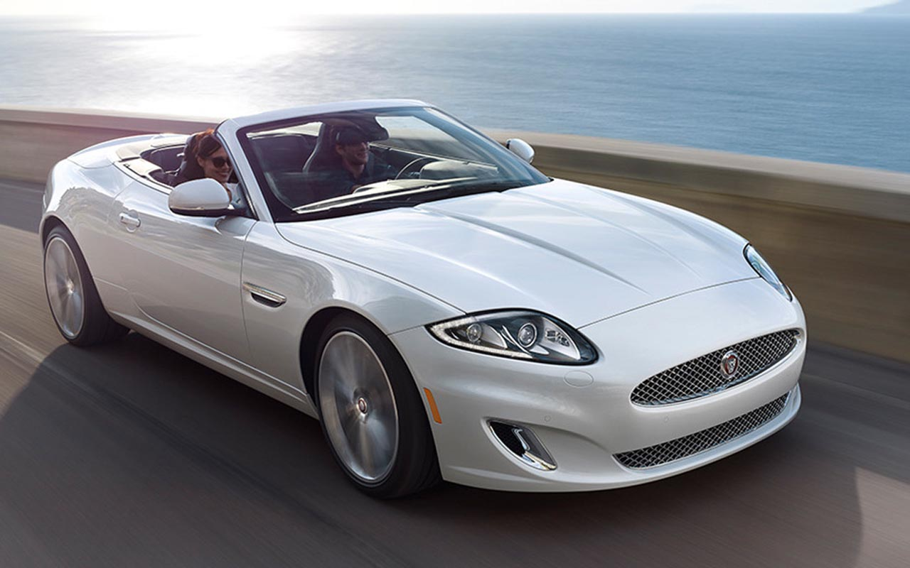 2015 jaguar xk information and photos zombiedrive. Black Bedroom Furniture Sets. Home Design Ideas
