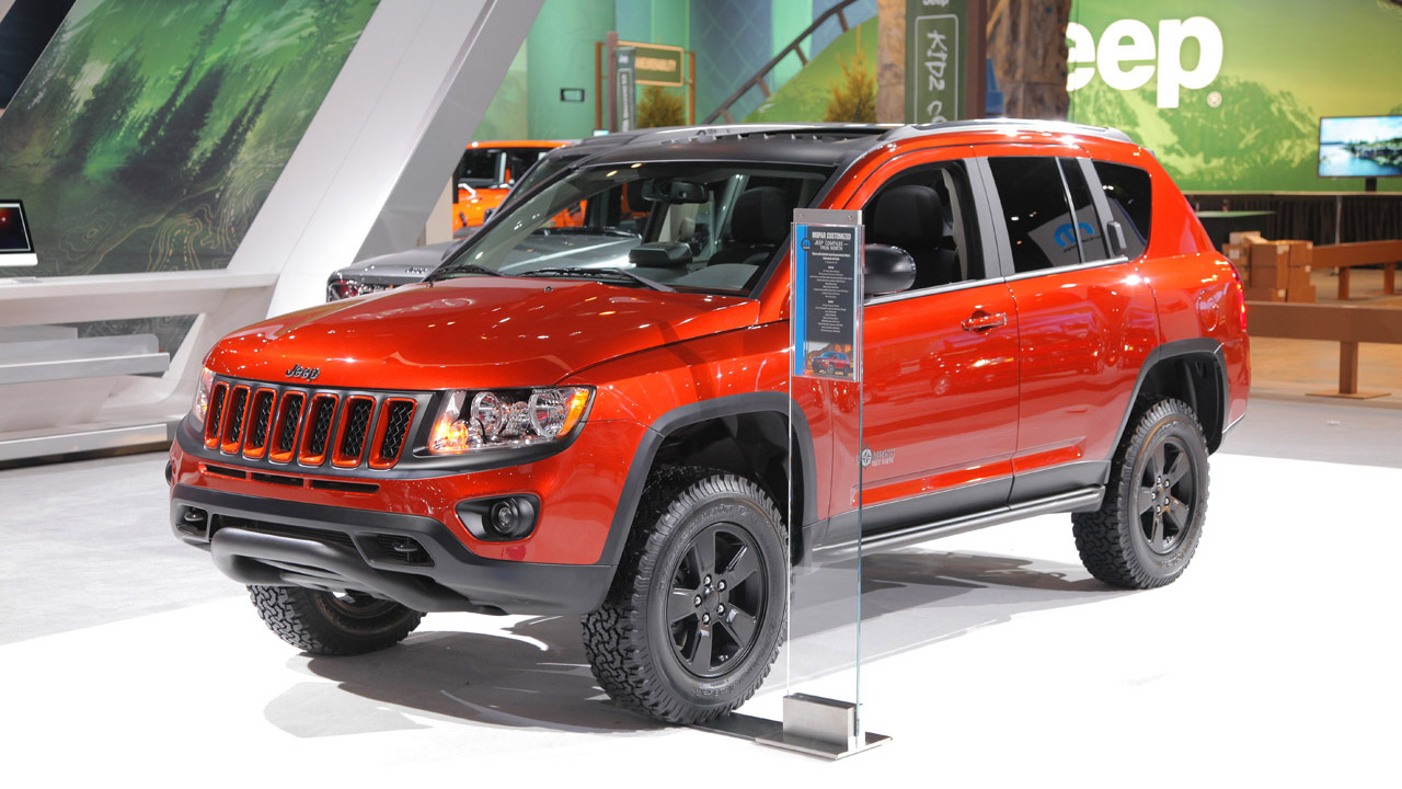 2015 jeep compass information and photos zombiedrive. Black Bedroom Furniture Sets. Home Design Ideas