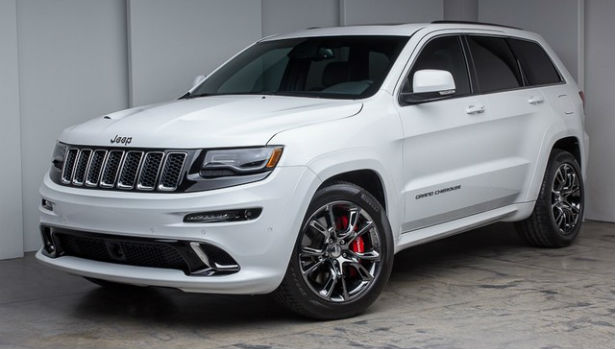 2015 Jeep Grand Cherokee SRT #10