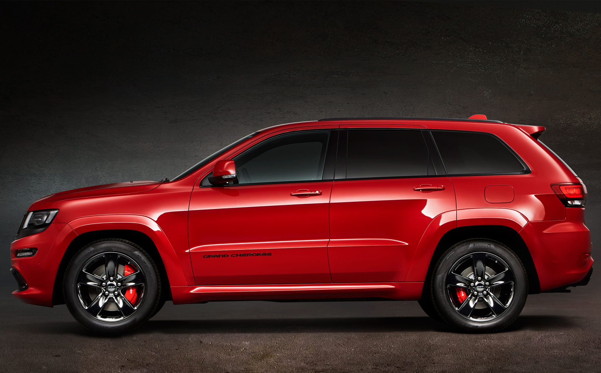 2015 Jeep Grand Cherokee SRT #11