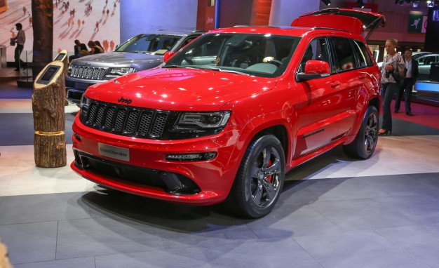 2015 Jeep Grand Cherokee SRT #3