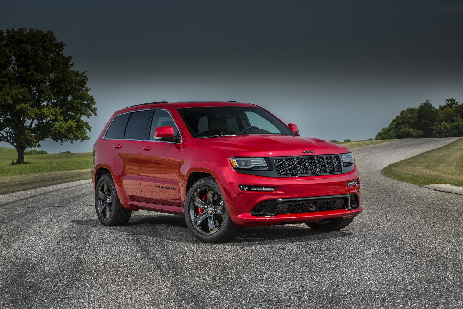 2015 Jeep Grand Cherokee SRT #9