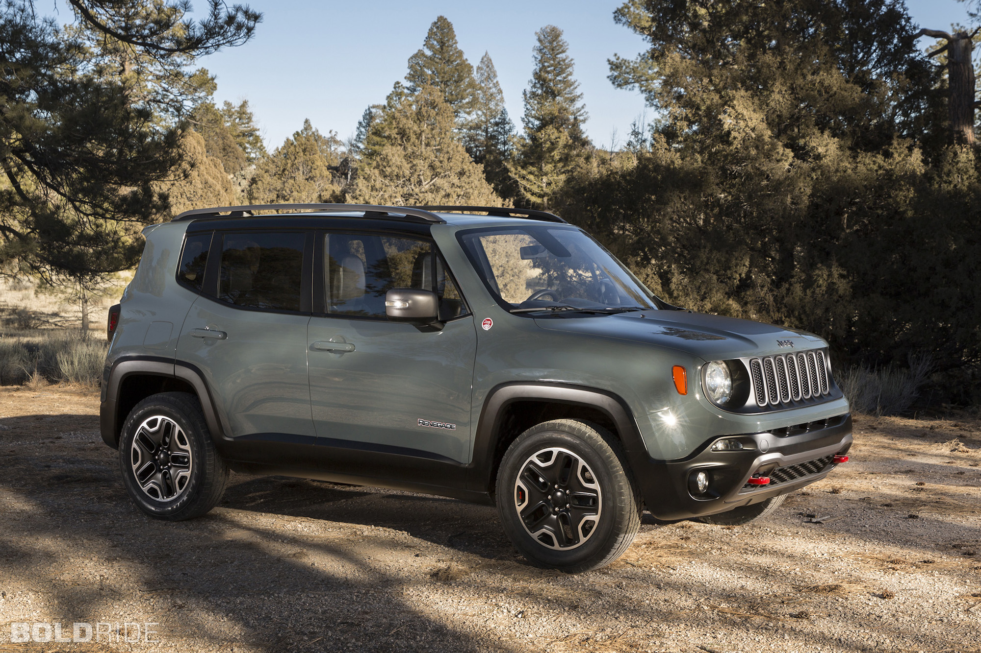 2015 Jeep Renegade Information and photos ZombieDrive