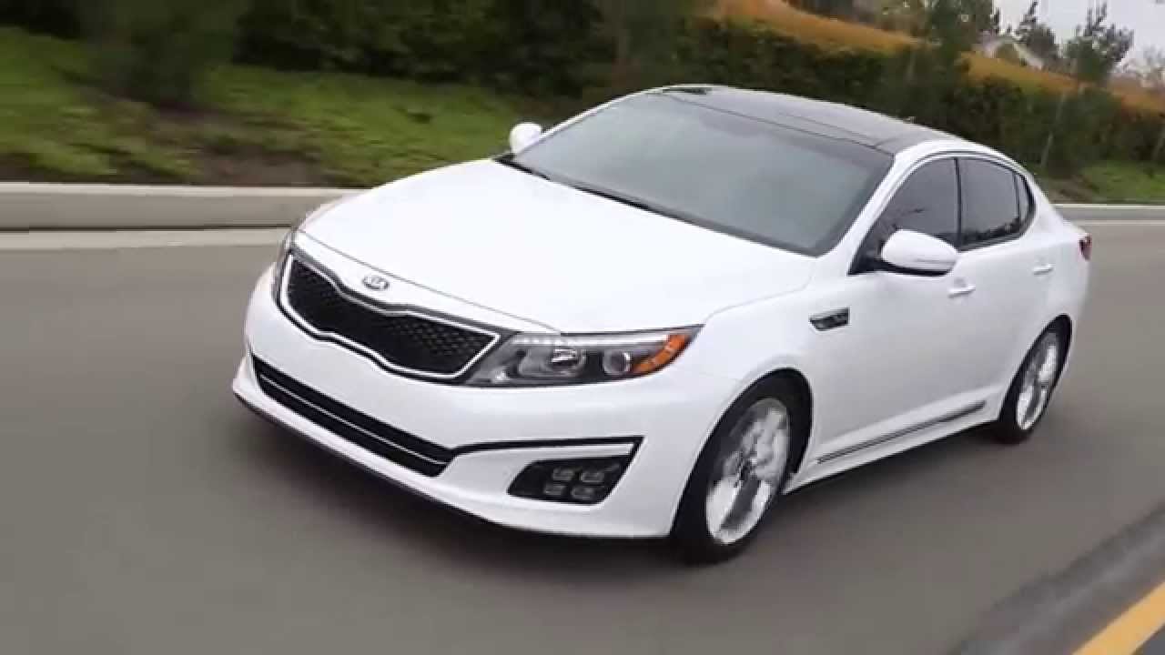 2015 kia optima information and photos zombiedrive. Black Bedroom Furniture Sets. Home Design Ideas