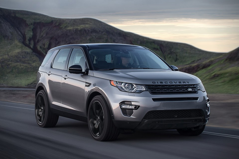 2015 Land Rover Discovery Sport #3