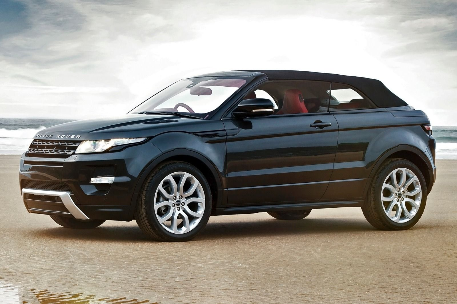 2015 land rover range rover evoque convertible information and photos zombiedrive. Black Bedroom Furniture Sets. Home Design Ideas