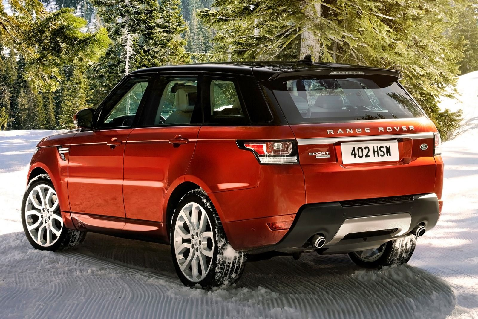 2015 land rover range rover sport information and photos zombiedrive. Black Bedroom Furniture Sets. Home Design Ideas