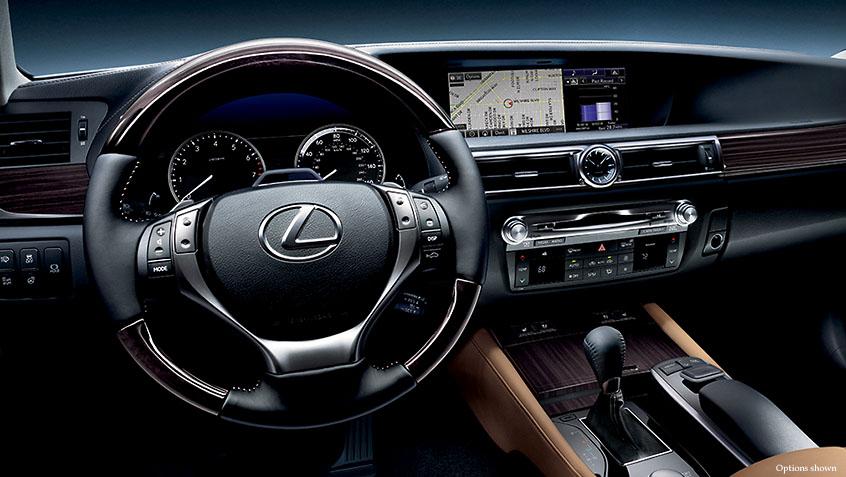 2015 LEXUS GS 350 - Image #10