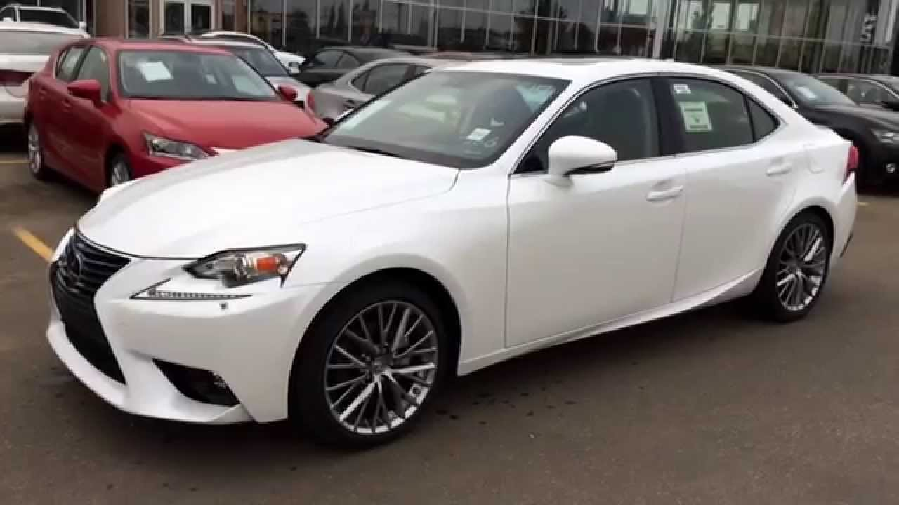 2015 Lexus IS 250 #1
