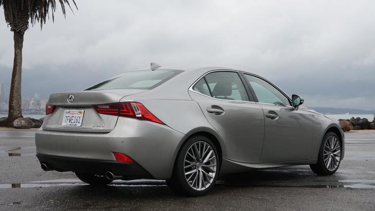 2015 Lexus IS 250 #10