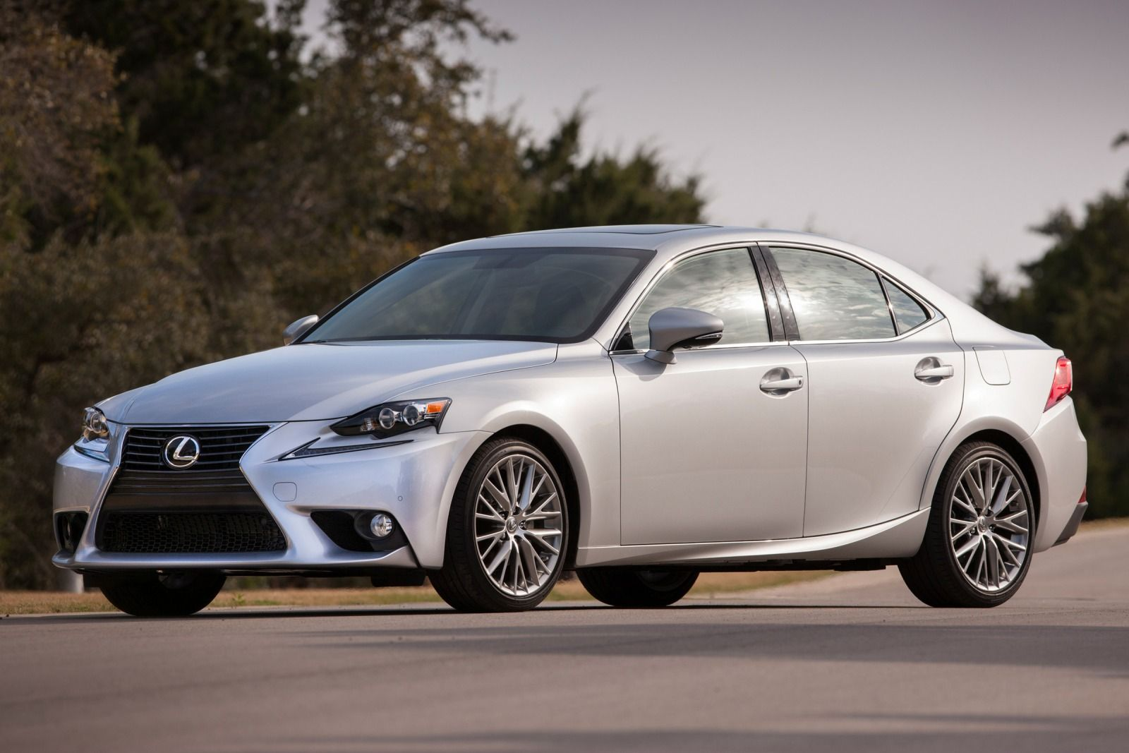 2015 Lexus IS 250 #5