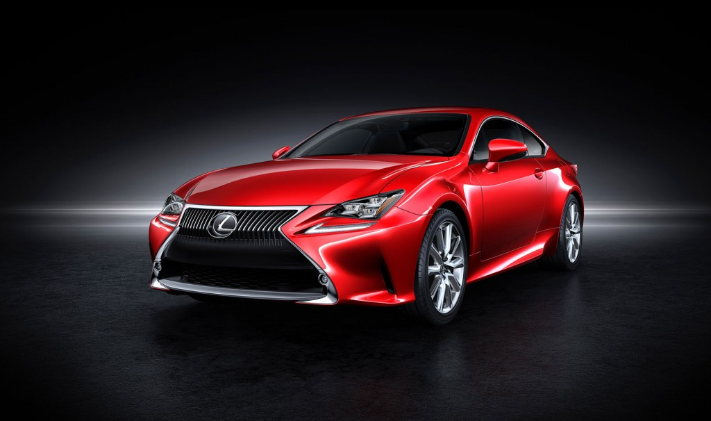 2015 Lexus IS 350 #1