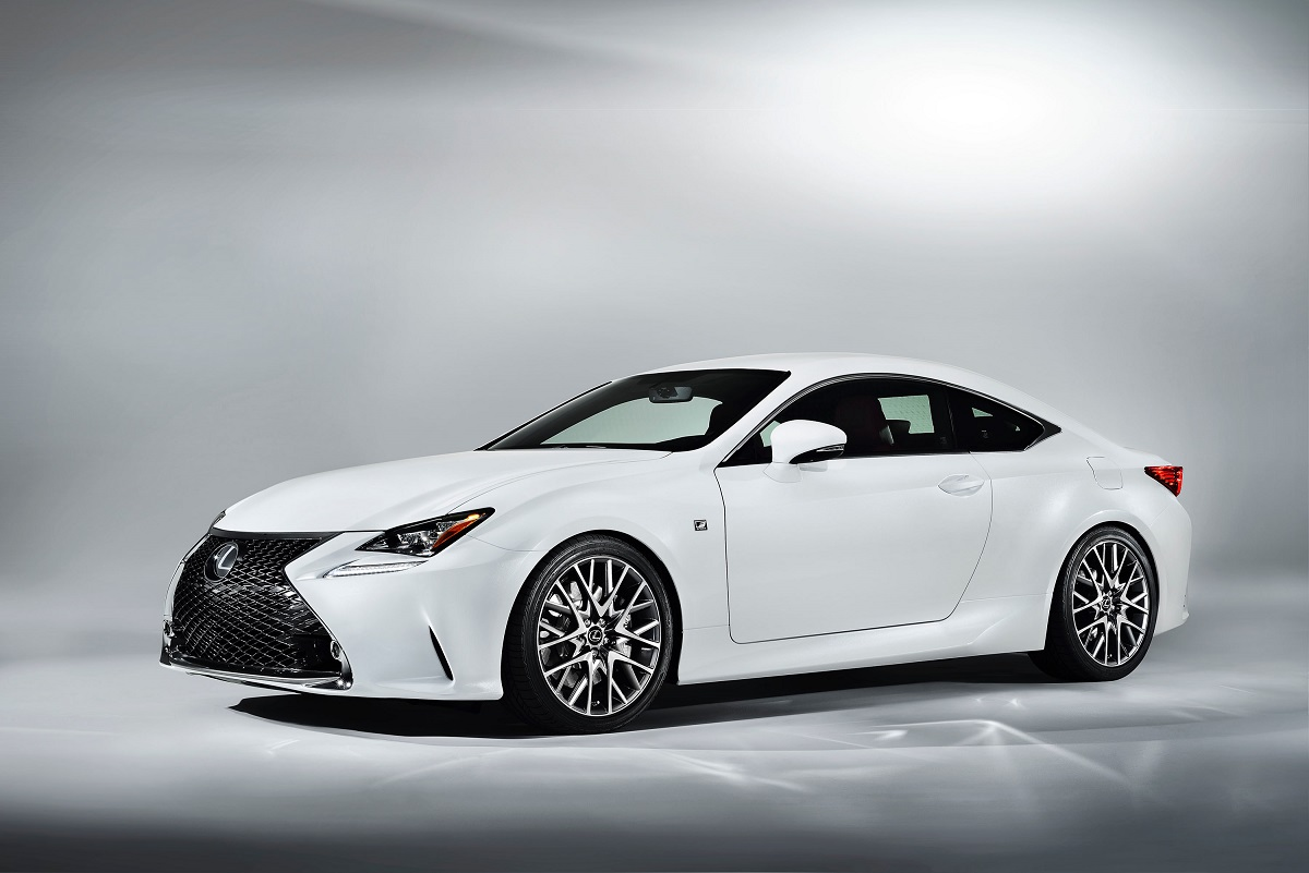 2015 Lexus IS 350 #6