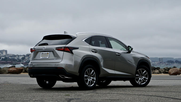 2015 lexus nx 200t information and photos zombiedrive. Black Bedroom Furniture Sets. Home Design Ideas
