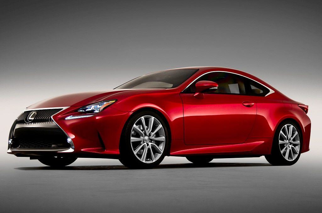 2015 lexus rc 350 information and photos zombiedrive. Black Bedroom Furniture Sets. Home Design Ideas