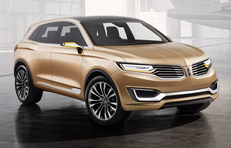 2015 Lincoln MKX #1