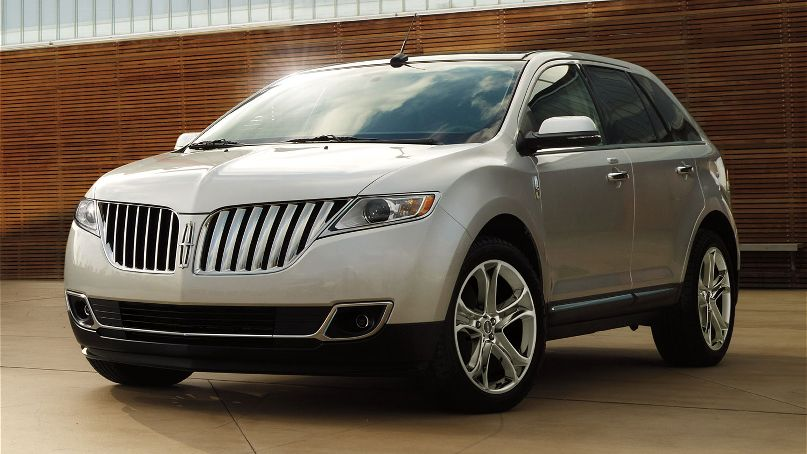 2015 Lincoln MKX #11