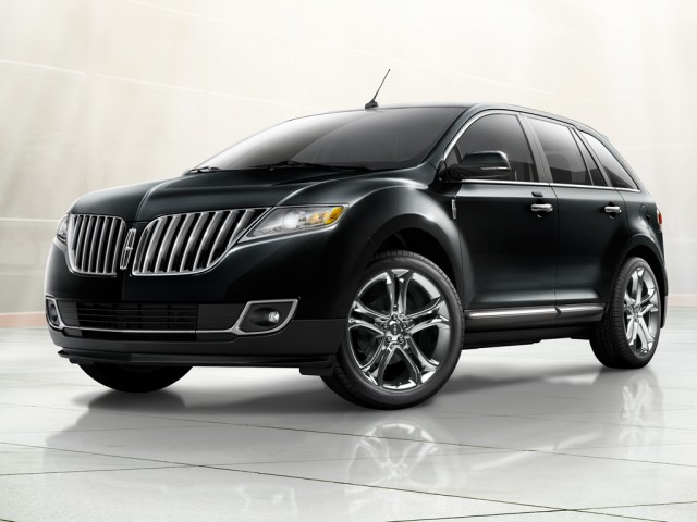 2015 Lincoln MKX #4