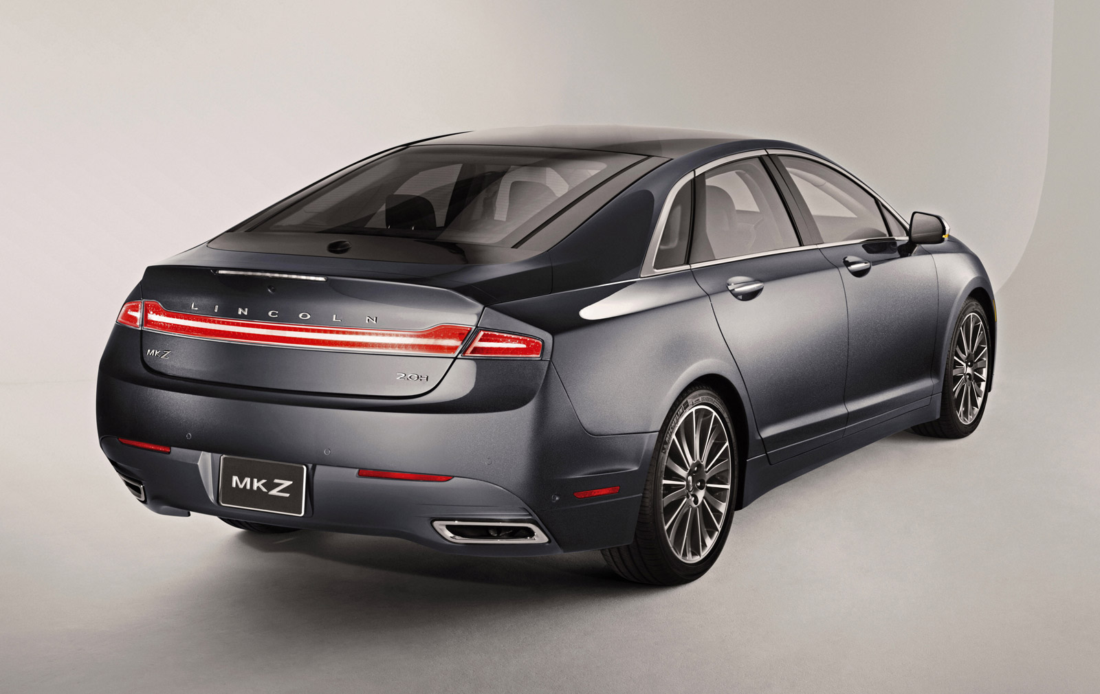 2015 lincoln mkz information and photos zombiedrive. Black Bedroom Furniture Sets. Home Design Ideas