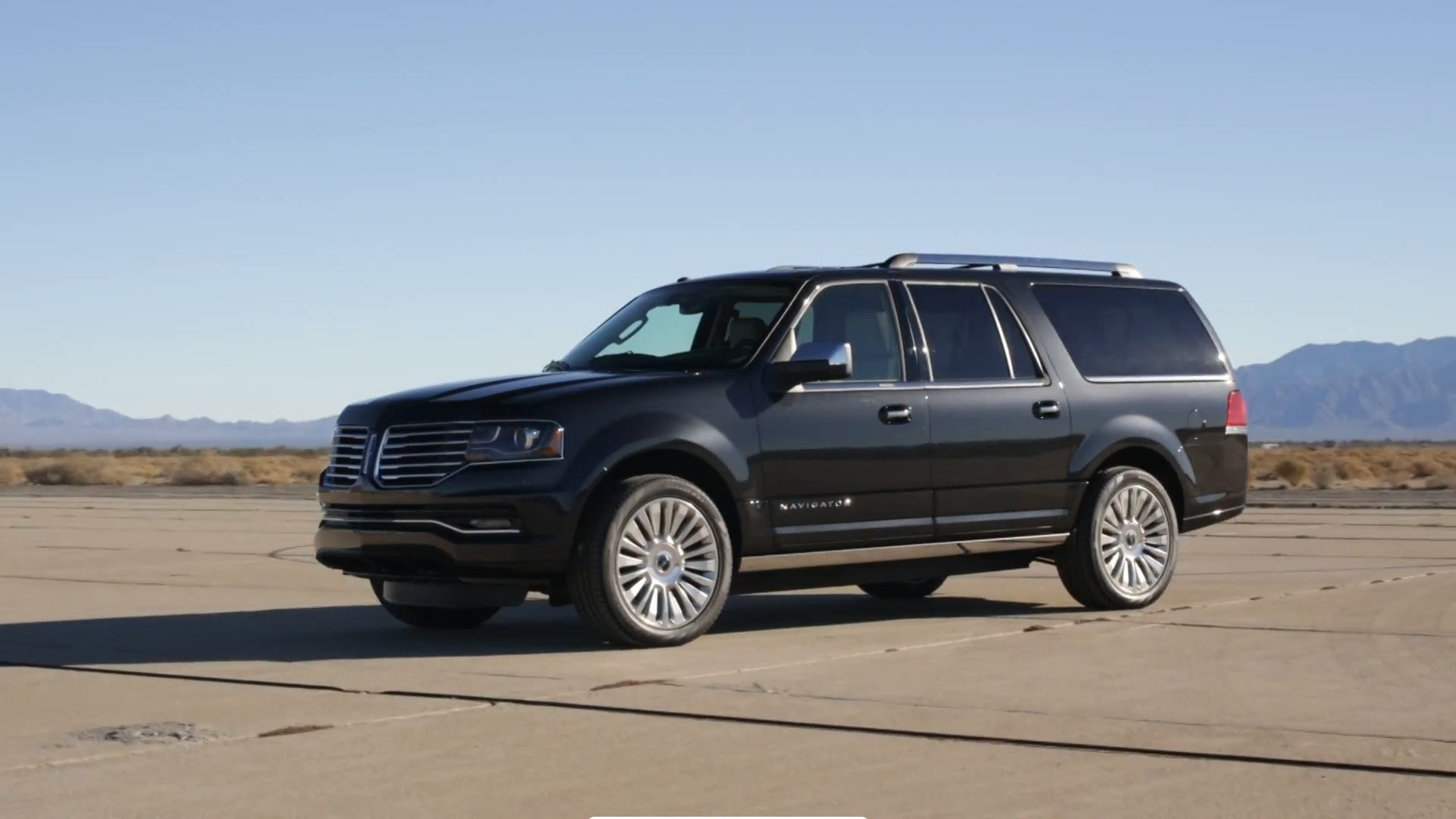 2015 lincoln navigator information and photos zombiedrive. Black Bedroom Furniture Sets. Home Design Ideas