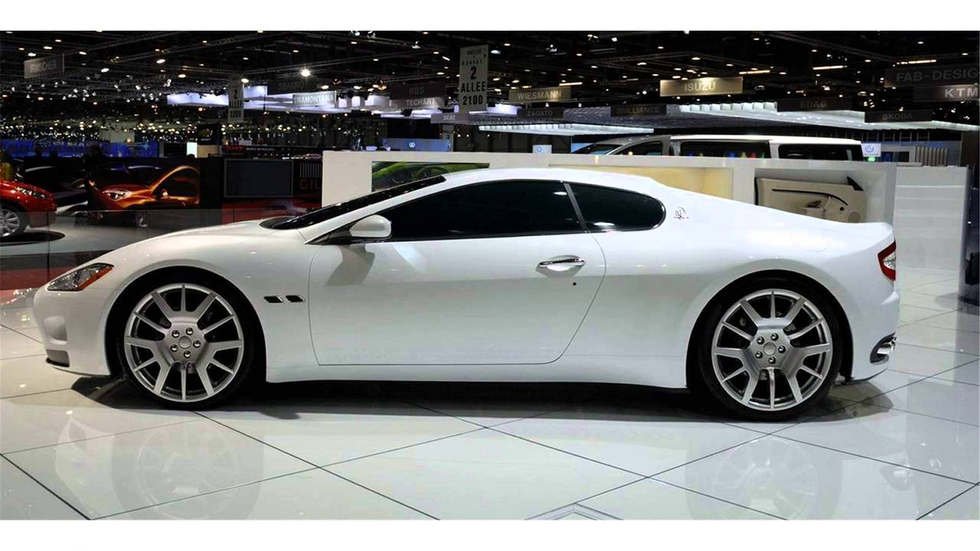 2015 maserati granturismo information and photos zombiedrive. Black Bedroom Furniture Sets. Home Design Ideas