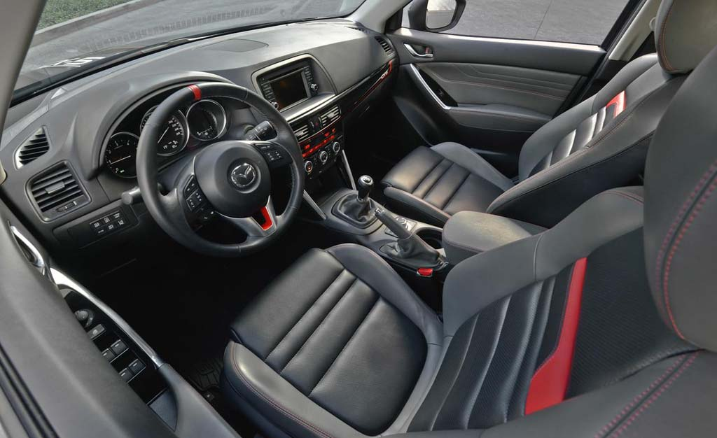 2015 Mazda CX-5 - Information and photos - ZombieDrive