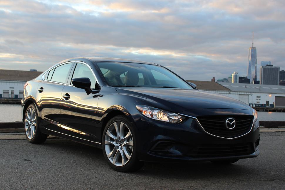 2015 mazda mazda6 information and photos zombiedrive. Black Bedroom Furniture Sets. Home Design Ideas