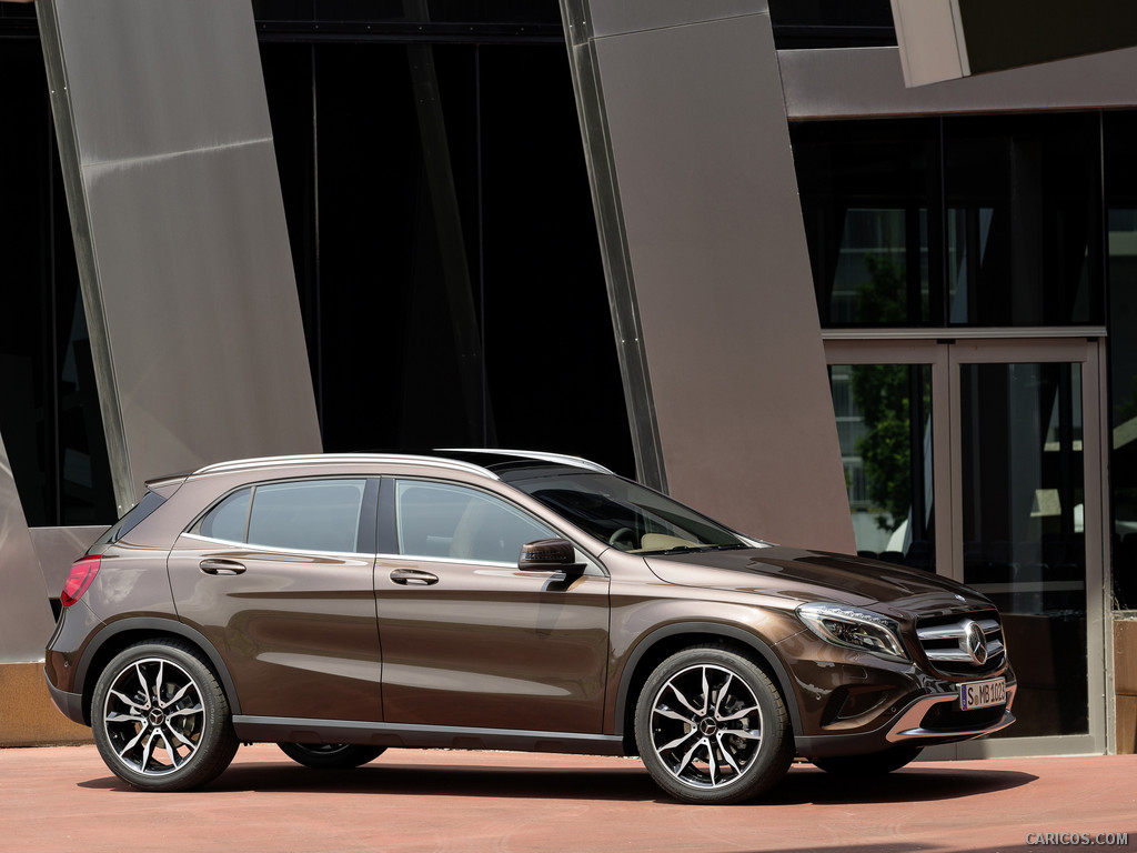2015 mercedes benz gla class image 10 for Mercedes benz 2015 gla