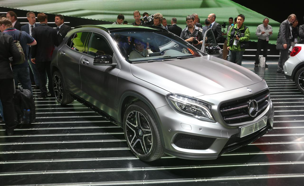 2015 mercedes benz gla class image 9 for Mercedes benz 2015 gla