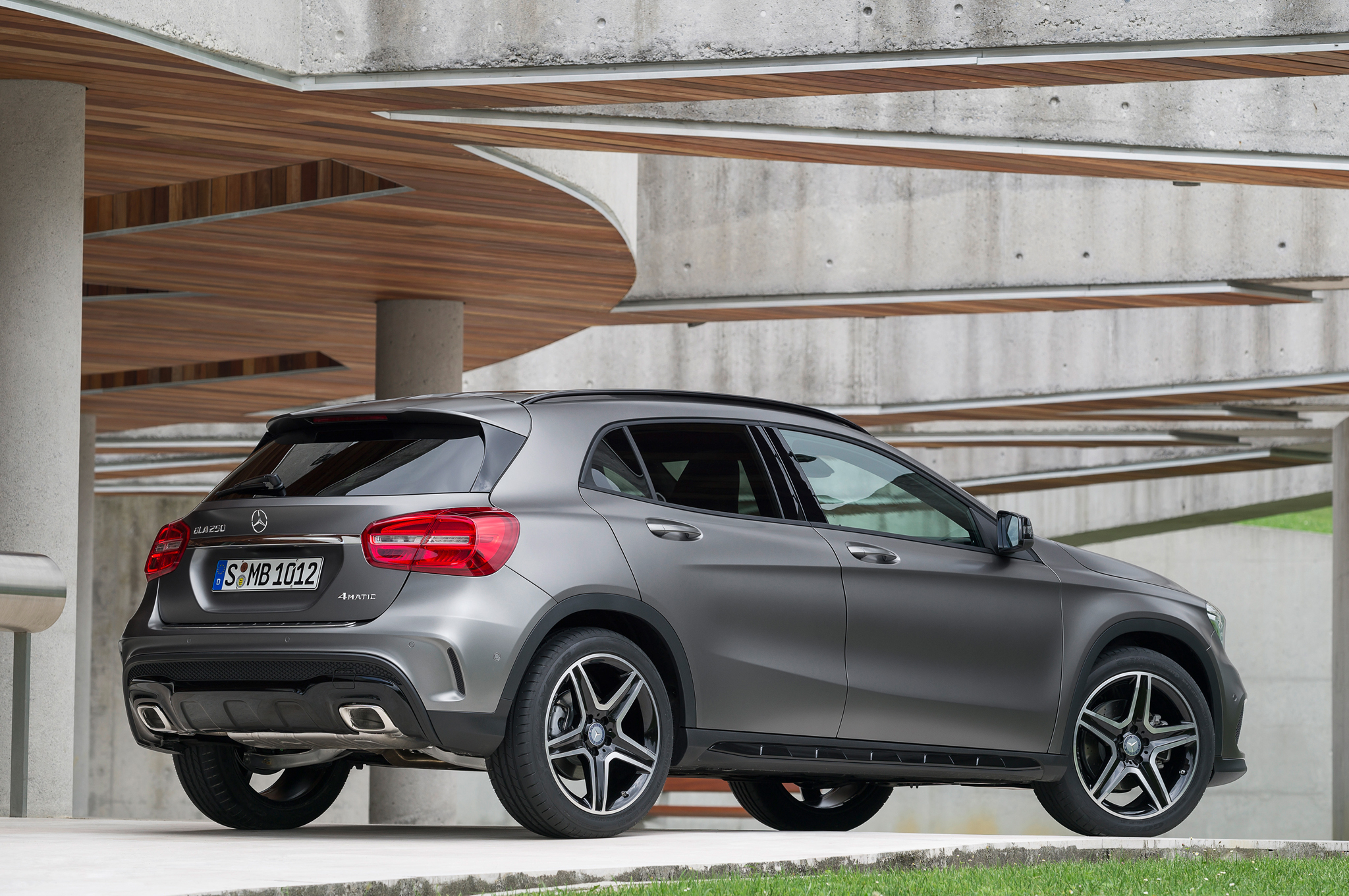 2015 mercedes-benz gla-class - information and photos - zombiedrive